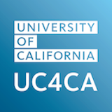 UC for California logo