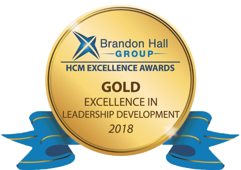 "Winner of the 2018 Brandon Hall Group Excellence Gold Award for the ""Best Advance in Women's Leadership Development̶"