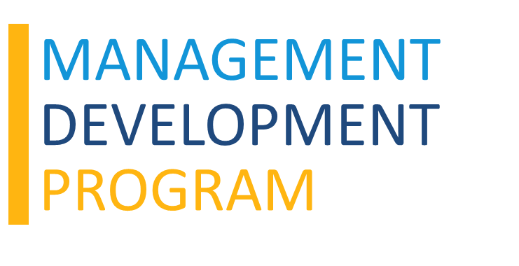 management development program | ucop