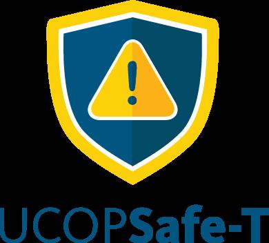 UCOP Safe-T logo